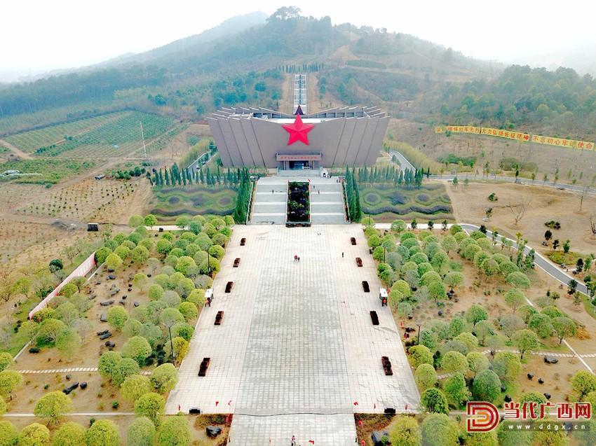全州县红军长征湘江战役纪念园。  石钖摄_副本.jpg