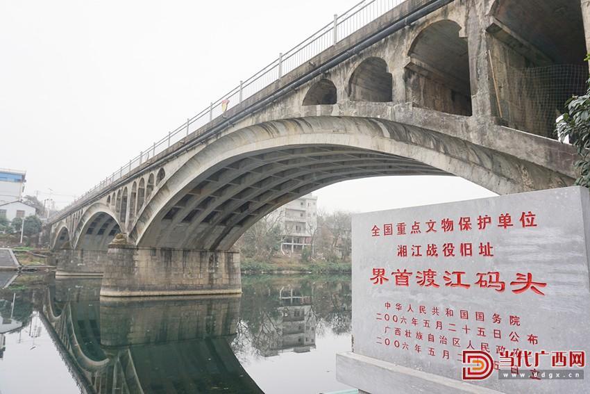 湘江战役旧址——界首渡江码头。记者 邓千稀 摄_副本.jpg