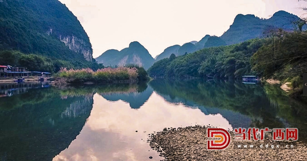 宜州风景图怎么画